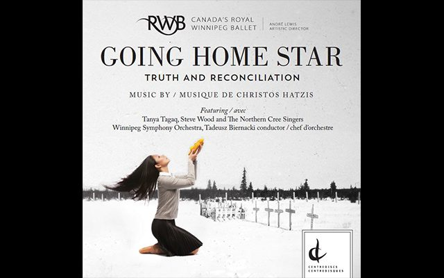 CLASSICAL COMPOSITION OF THE YEAR   Christos Hatzis   The JUNO Awards